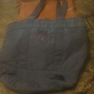 North Face large tote
